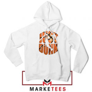 Just Dunk It NBA Hoodie