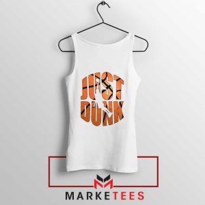 Just Dunk It NBA Tank Top