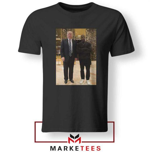 Kanye West Trump Tshirt