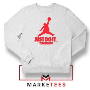 Nike Jordan Parody Sweatshirt