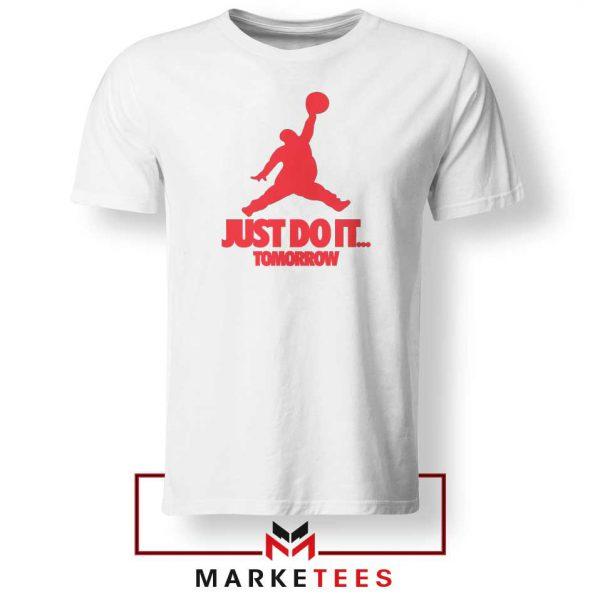 Nike Jordan Parody Tee Shirt