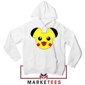 Pikachu Mickey Mouse Hoodie