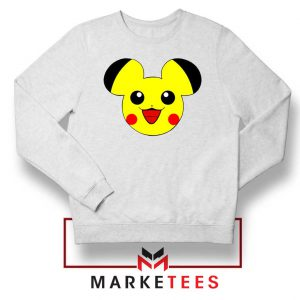 Pikachu Mickey Mouse Sweater