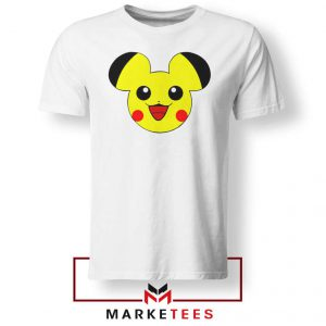 Pikachu Mickey Mouse Tee Shirt
