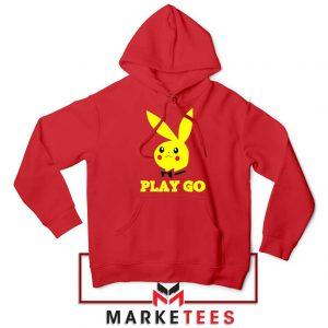 Pikachu Playboy Hoodie