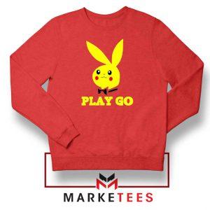 Pikachu Playboy Sweatshirt
