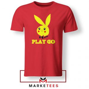 Pikachu Playboy Tee Shirt