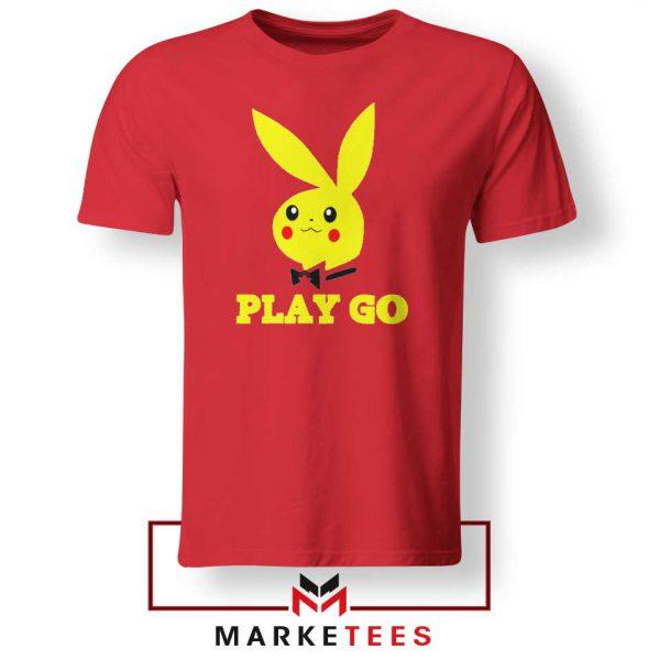 Pikachu Playboy Tee Shirt
