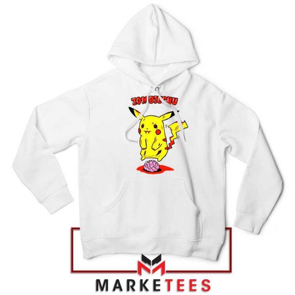 Pikachu Zombiechu Hoodie