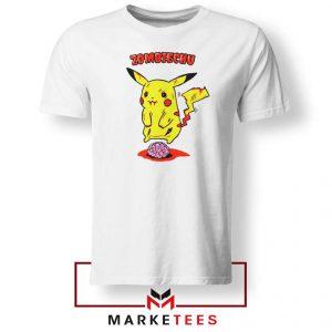 Pikachu Zombiechu Tee Shirt