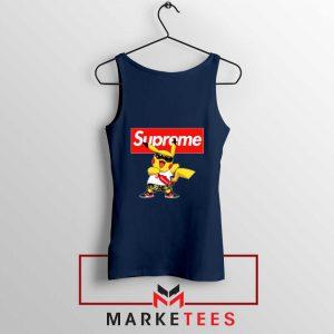 Pokemon Supreme Navy Blue Tank Top