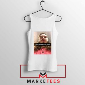 Post Malone American Singer Tank Top