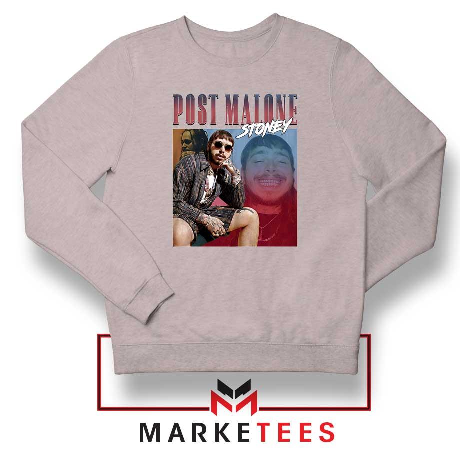 Post Malone Hollywood Bleeding Sweatshirt Music Rapper