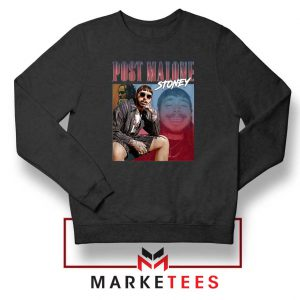 Post Malone Hollywood Bleeding Sweatshirt