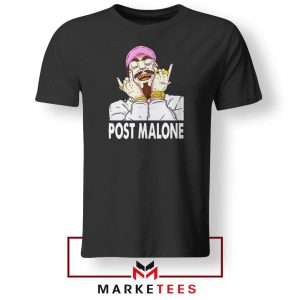Post Malone Pink Hat Tshirt
