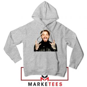 Post Malone Stoney Grey Hoodie