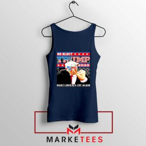 Reelect Donald Trump 2020 Tank Top