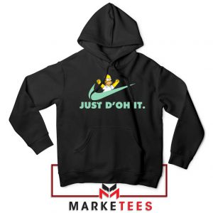 Simpson Just Do It Hoodie