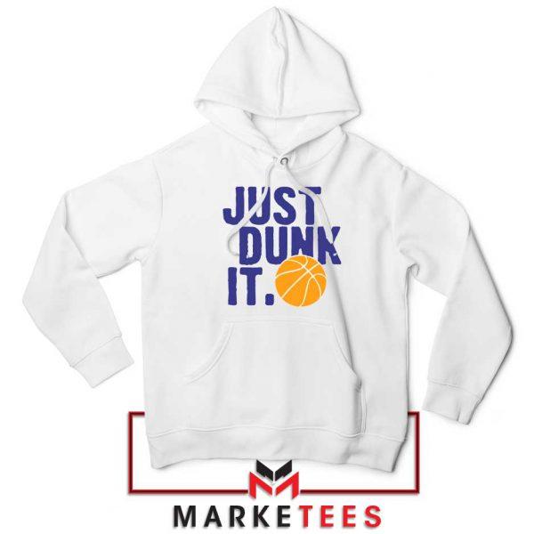 Slogan Nike Parody Hoodie
