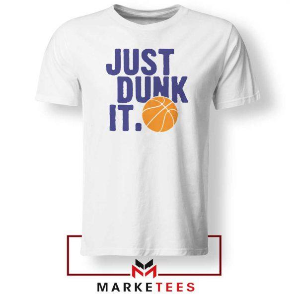 Slogan Nike Parody Tee Shirt