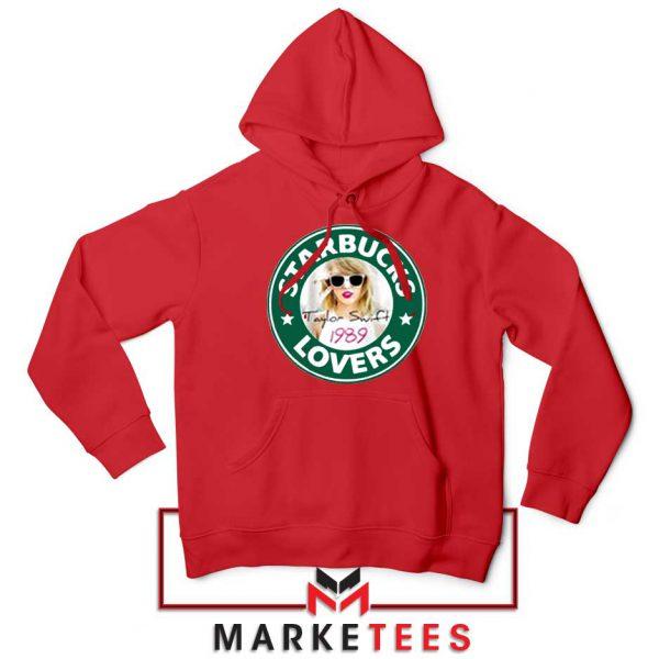 Starbuck Taylor Swift Parody Red Hoodie