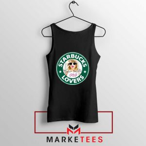 Starbuck Taylor Swift Parody Tank Top