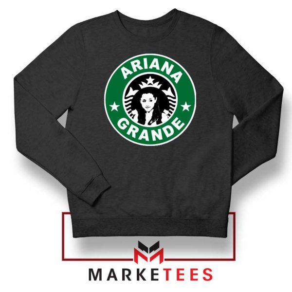 Starbucks Logo Ariana Grande Sweater