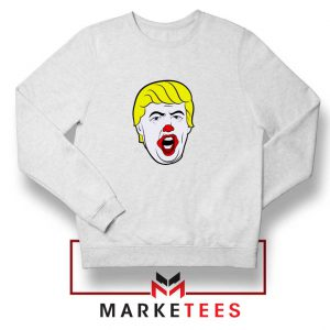Supreme Parody Trump Sweatshirt