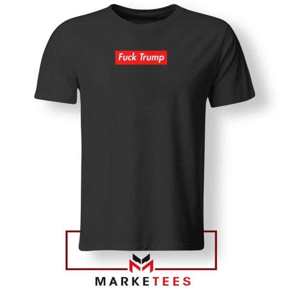 Supreme Parody Trump Tshirt