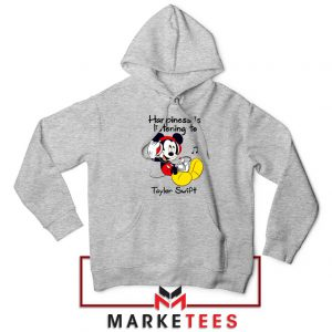 Swift Mickey Mouse Grey Hoodie