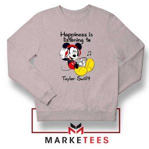 Swift Mickey Mouse Grey Sweatshirt
