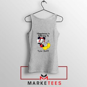 Swift Mickey Mouse Grey Tank Top