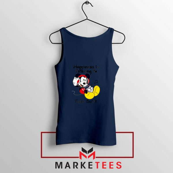 Swift Mickey Mouse Navy Tank Top
