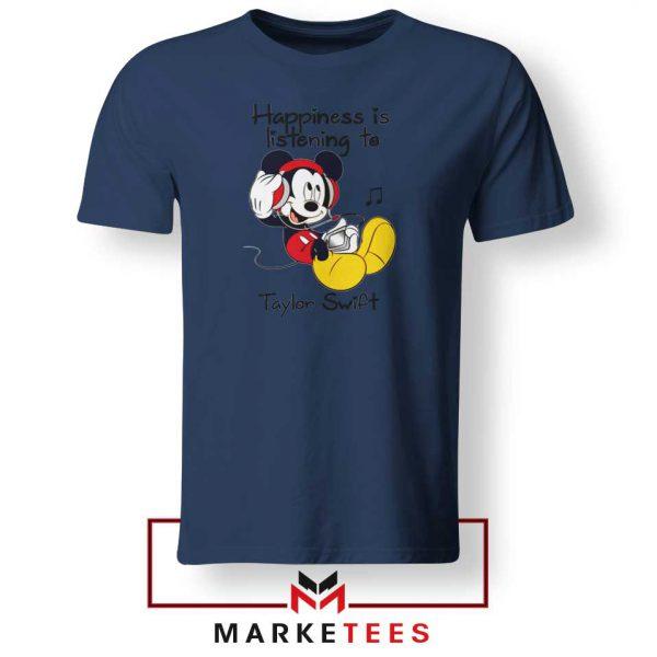 Swift Mickey Mouse Navy Tee Shirt