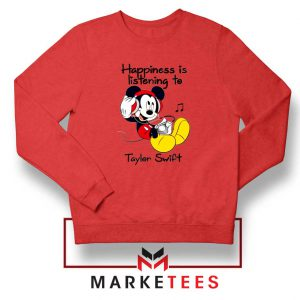 Swift Mickey Mouse Sweatshirt