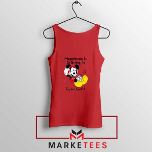 Swift Mickey Mouse Tank Top