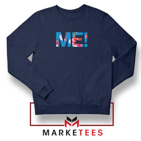Taylor Alison Swift Navy Sweatshirt