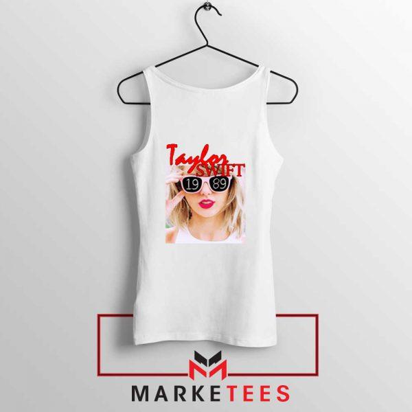 Taylor Swift 1989 Album Tank Top