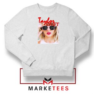 Taylor Swift 1989 Album White Sweater