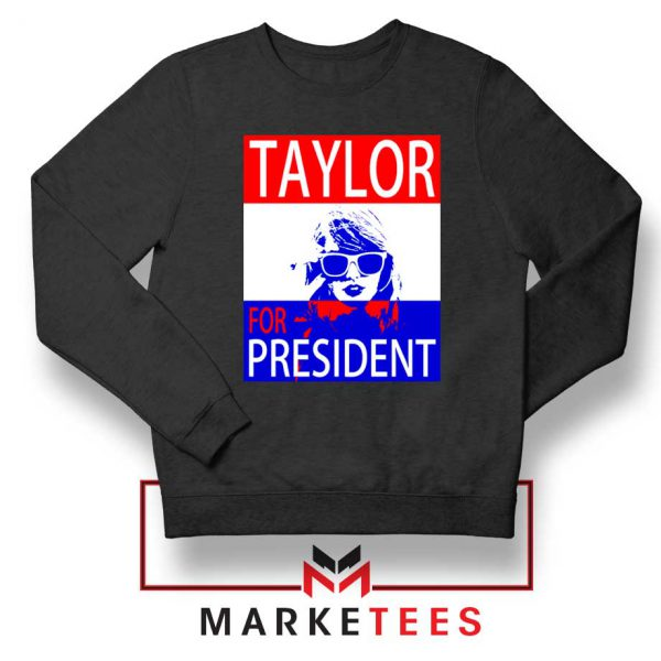 Taylor Swift For President Sweater