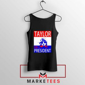 Taylor Swift For President Tank Top
