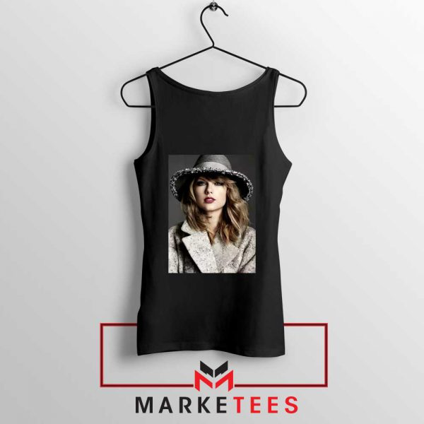 Taylor Swift Graphic Tank Top