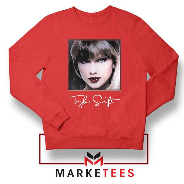 Taylor Swift Signature Sweatshirt
