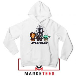 The Child Bape Baby Milo Hoodie