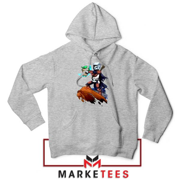 The Child Lion King Simba Sport Grey Hoodie