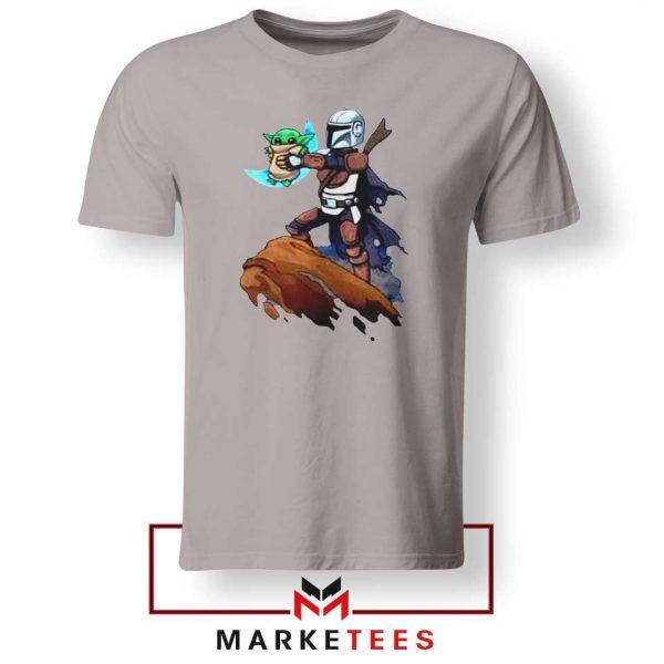 The Child Lion King Simba Sport Grey Tee Shirt
