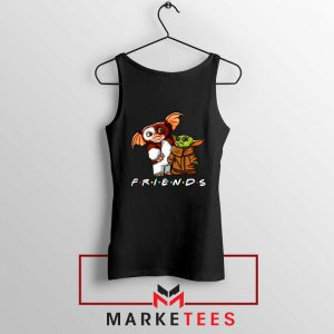 The Child and Gremlins Black Tank Top
