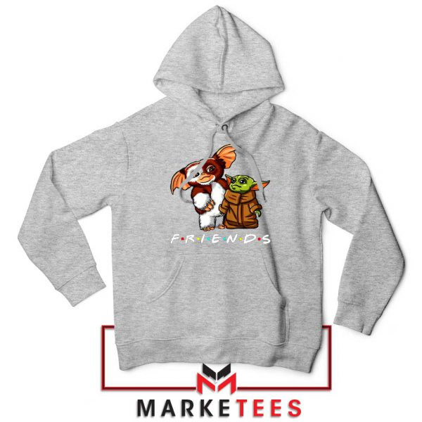 The Child and Gremlins Sport Grey Hoodie