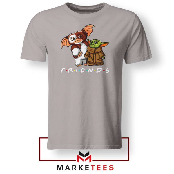 The Child and Gremlins Sport Grey Tee Shirt