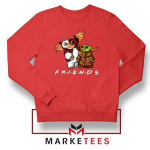 The Child and Gremlins Sweater